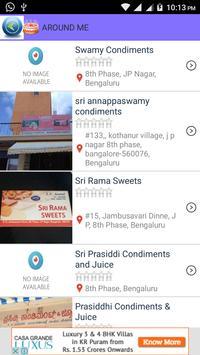 Nearby Bakeries apk screenshot
