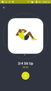 FITJOY – Simple Workout App screenshot 2
