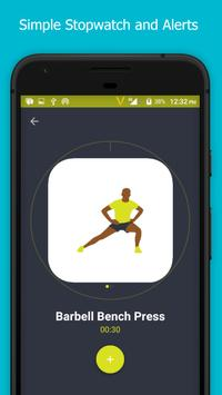 Fitness - Workout apk screenshot
