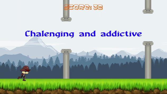 Flappy Run screenshot 2