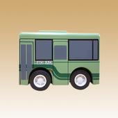 京都市バス時刻表・ポケロケ検索 icon