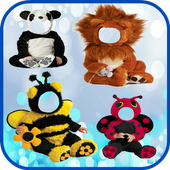 Baby Costumes Photo Editor icon