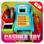 Cashier Toy For Kids icon