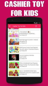 Cashier Toy For Kids apk screenshot