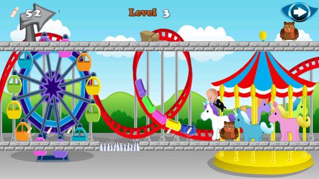 Baby Boss Adventures apk screenshot