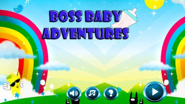 Baby Boss Adventures poster