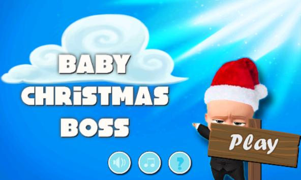 Christmas Baby Boss screenshot 1