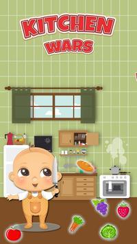 Who your Daddy- Kitchen Wars apk screenshot