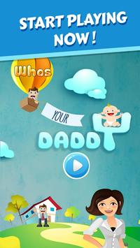 Whos your Daddy- Baby vs Daddy poster
