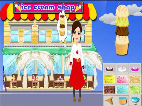 Ice Cream Chef, Cooking Games screenshot 6