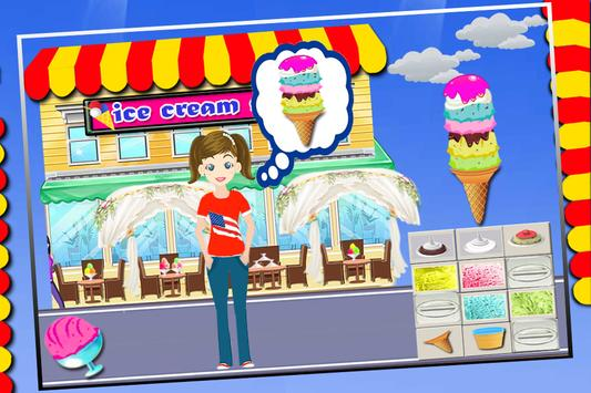 Ice Cream Chef, Cooking Games poster