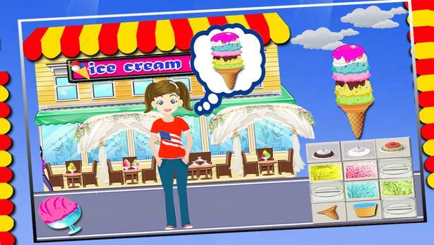 Ice Cream Chef, Cooking Games screenshot 10