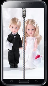 Baby Dolls Screen Lock poster