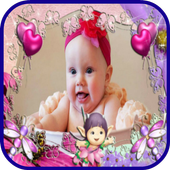 Baby Kids Picture Frames icon