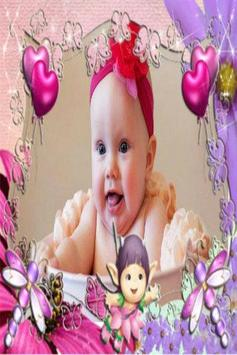 Baby Kids Picture Frames poster