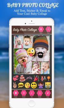 Baby Photo Collage Maker apk screenshot