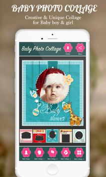 Baby Photo Collage Maker poster