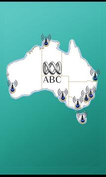 ABC Radio poster