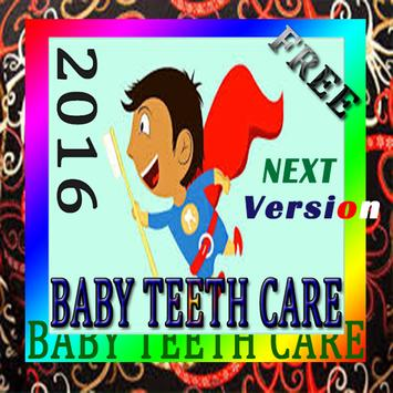 BABY TEETH CARE poster