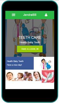 BABY TEETH CARE screenshot 1