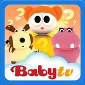 Learning Games 4 Kids - BabyTV icon