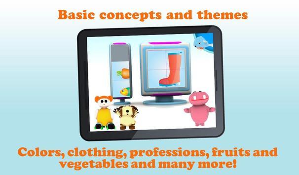 Learning Games 4 Kids - BabyTV screenshot 16