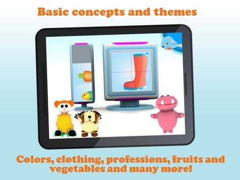 Learning Games 4 Kids - BabyTV screenshot 10