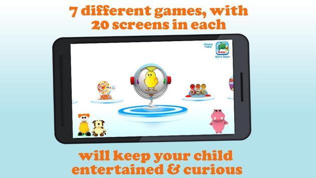 Learning Games 4 Kids - BabyTV screenshot 1