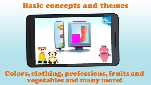 Learning Games 4 Kids - BabyTV screenshot 4