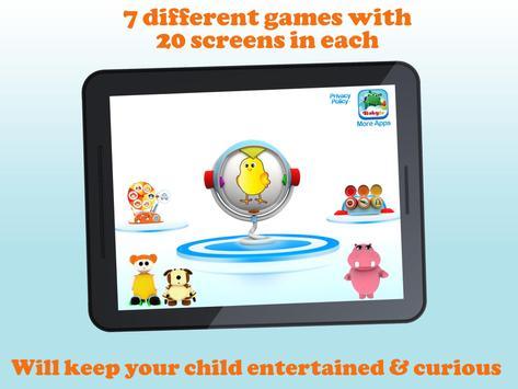 Learning Games 4 Kids - BabyTV screenshot 7