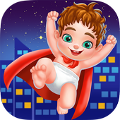 Baby Captain Underpants icon