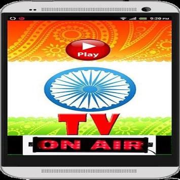TV Channels India Free App poster