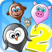 Tap n Pop Balloons with Kirk 2 icon
