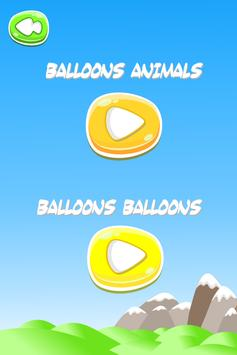 Tap n Pop Balloons with Kirk 2 apk screenshot