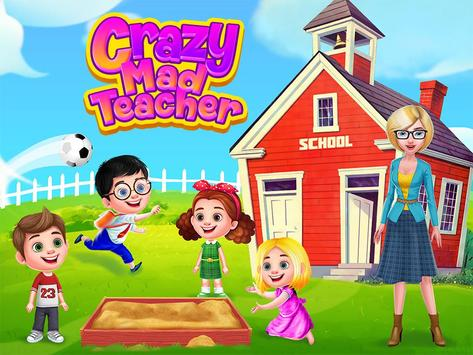 Crazy Mad Teacher poster
