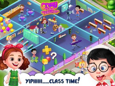 Crazy Mad Teacher screenshot 2