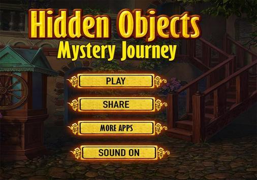 Hidden Objects Mystery World Journey poster