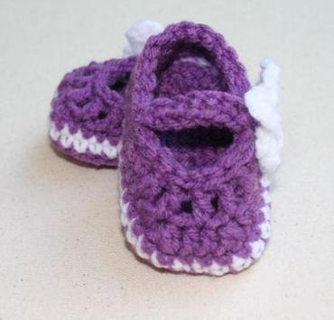 Baby Booties Crochet screenshot 3