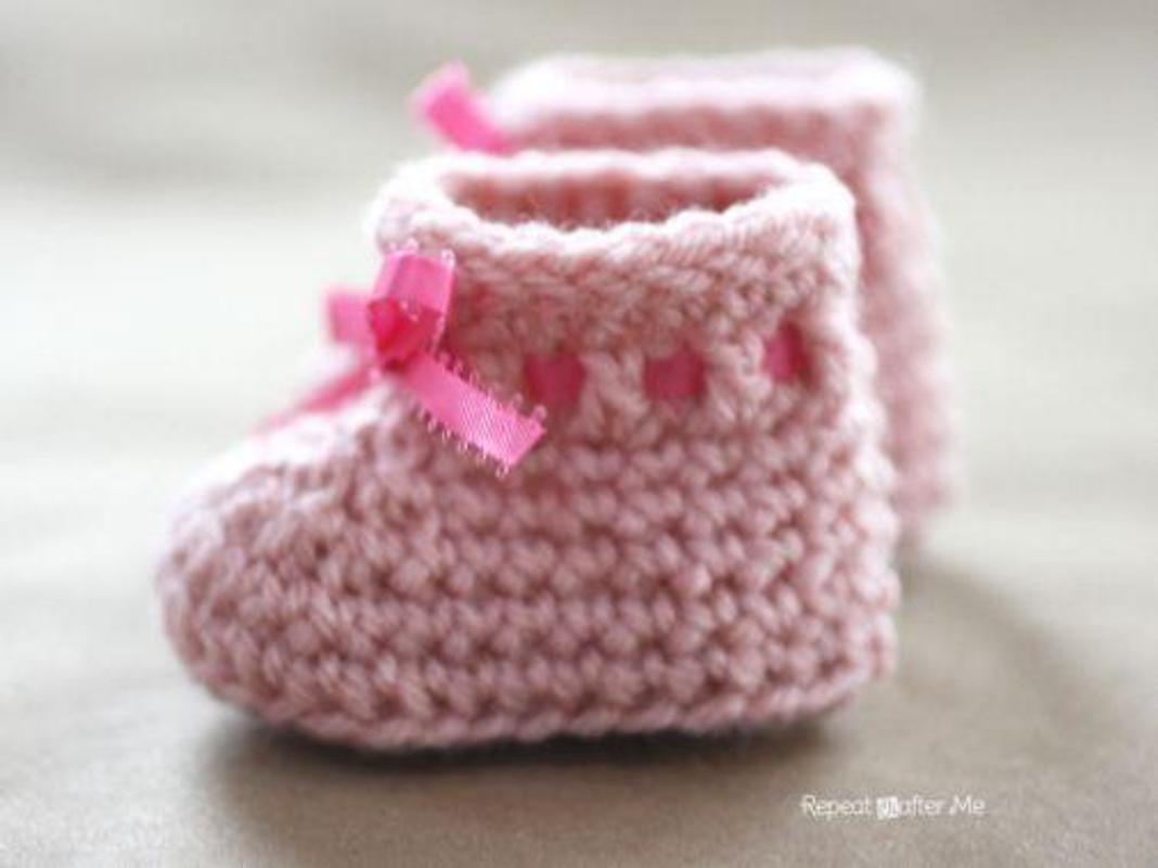 Botines de bebé crochet for Android - APK Download