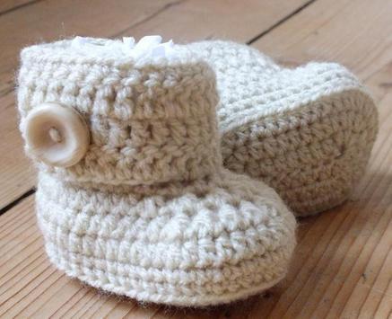 Crochet Baby Boots apk screenshot