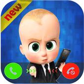 calling baby boss prank icon