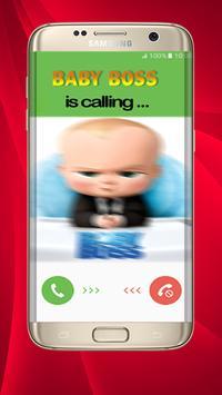 calling baby boss prank apk screenshot