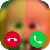 Boss Fake Call Prank - Baby Call Me icon