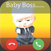 Call form Vid Baby Boss Prank icon