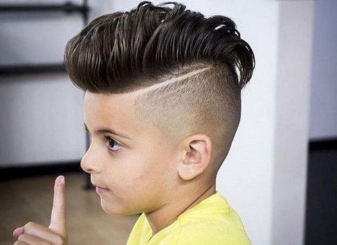 Baby Boy Hair Style for Men 2018 تصوير الشاشة 5
