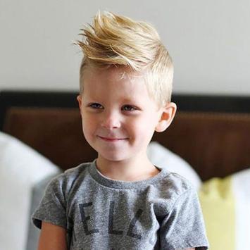 Baby Boy Hair Style for Men 2018 تصوير الشاشة 1