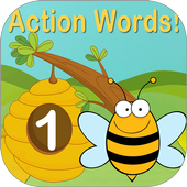 Action Words!™ 1  Flashcards icon