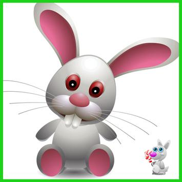 Baby Bunny run apk screenshot