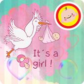 Birds Baby Live Wallpaper icon