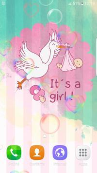 Birds Baby Live Wallpaper poster